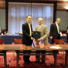 NJIT and Thai Conglomerate SCG Agree to Jointly Pursue Research and Technology Innovation