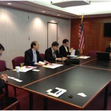 การประชุมเพื่อศึกษาแนวทางการดำเนินงานของ KUSCO