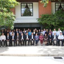 งานประชุมหารือความร่วมมือระหว่างกระทรวงวิทยาศาสตร์และสมาคม ATPAC (MOST – ATPAC Retreat) 2015