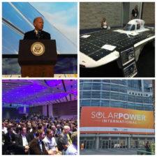 Energy Department Announces SunShot Funding at Solar Power International